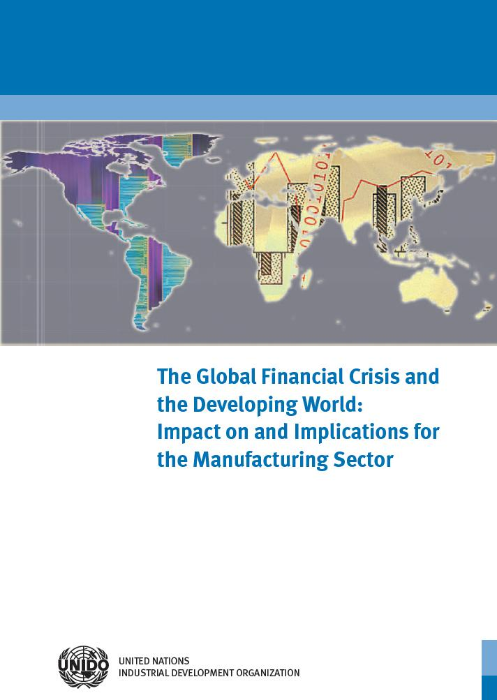 isid working papers unido 2010 the global financial crisis