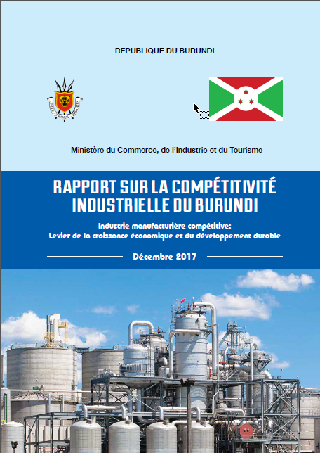 Burundi Industrial Competitiveness Report 2017