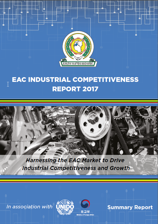 Front cover EAC report