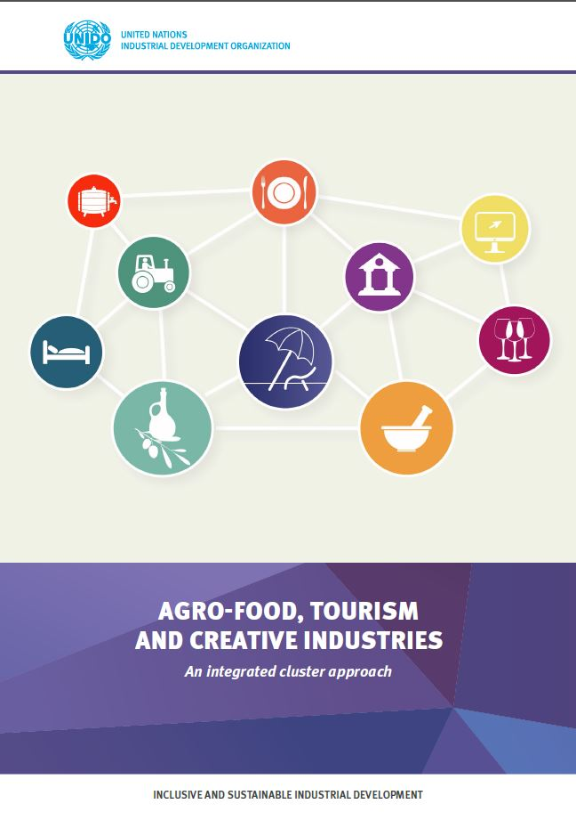 Agro-food, Tourism and Creative Industries