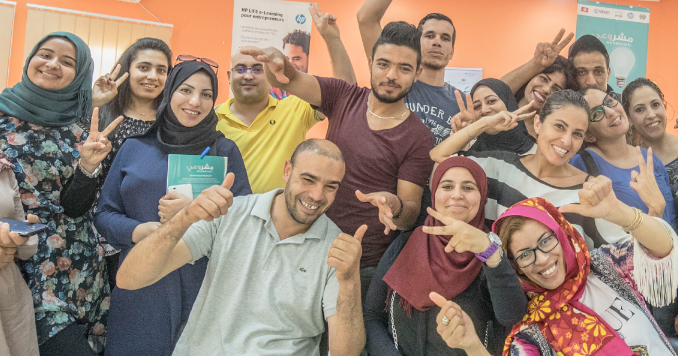 Tunisia's entrepreneurs swing into action against Covid-19