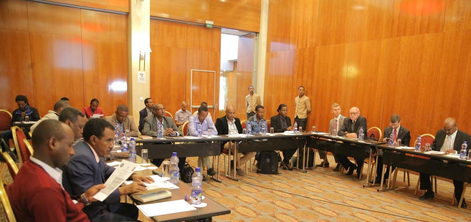 UNIDO launches a project on sustainable fisheries in