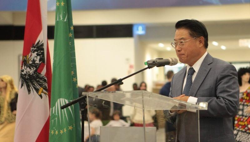 Speech on the occasion of the Africa Day celebration 2017