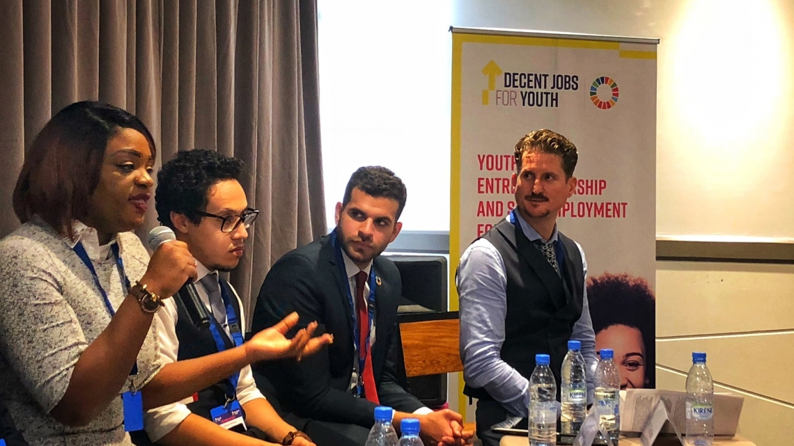 Partners of Decent Jobs for Youth unite to take action on youth entrepreneurship in West Africa
