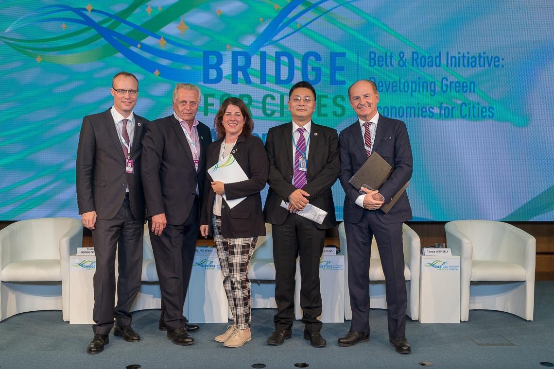 3rd BRIDGE - Urban issue III