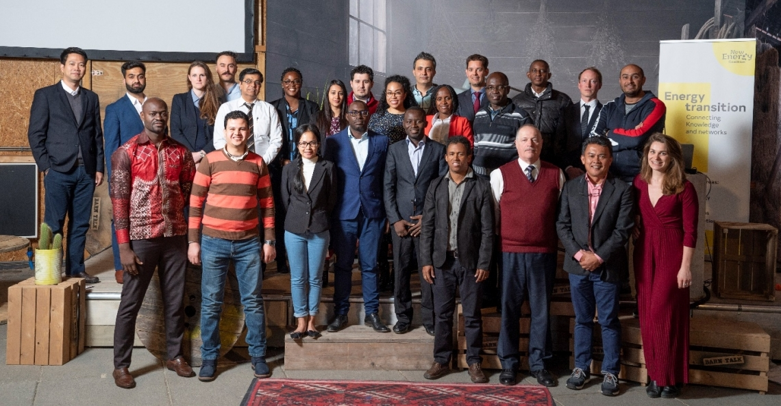 Capacity building programme on sustainable energy solutions in Groningen