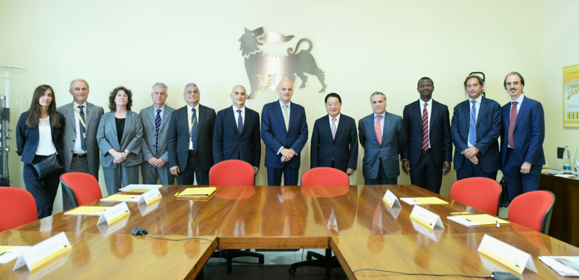 ENI - UNIDO Joint Meeting