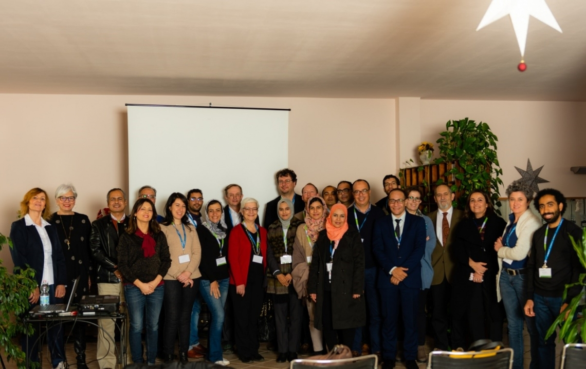 Circular economy training for policymakers from Tunisia, Egypt and Morocco