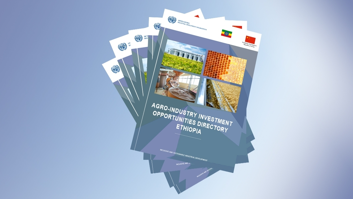 New publication to boost agro-industry investment promotion activities in Ethiopia