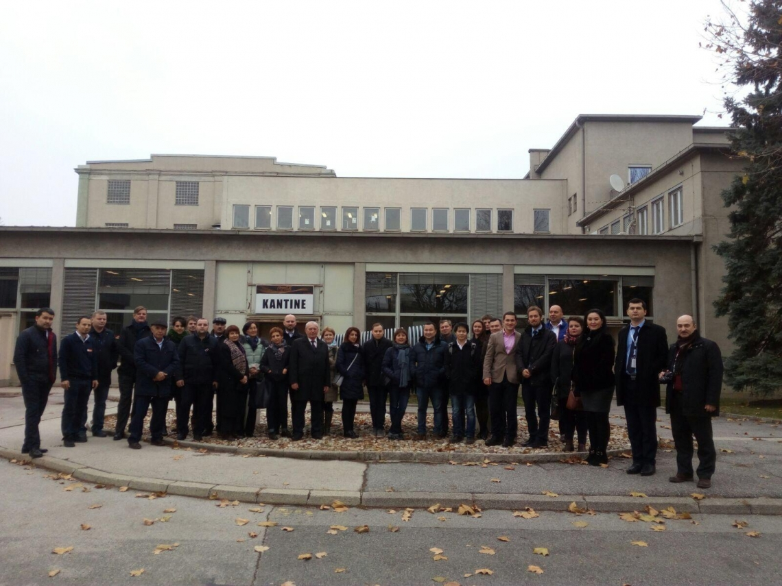 Study tour concludes the first regional conference on Promoting Sustainable Energy Solutions and Clean Technologies in CIS countries