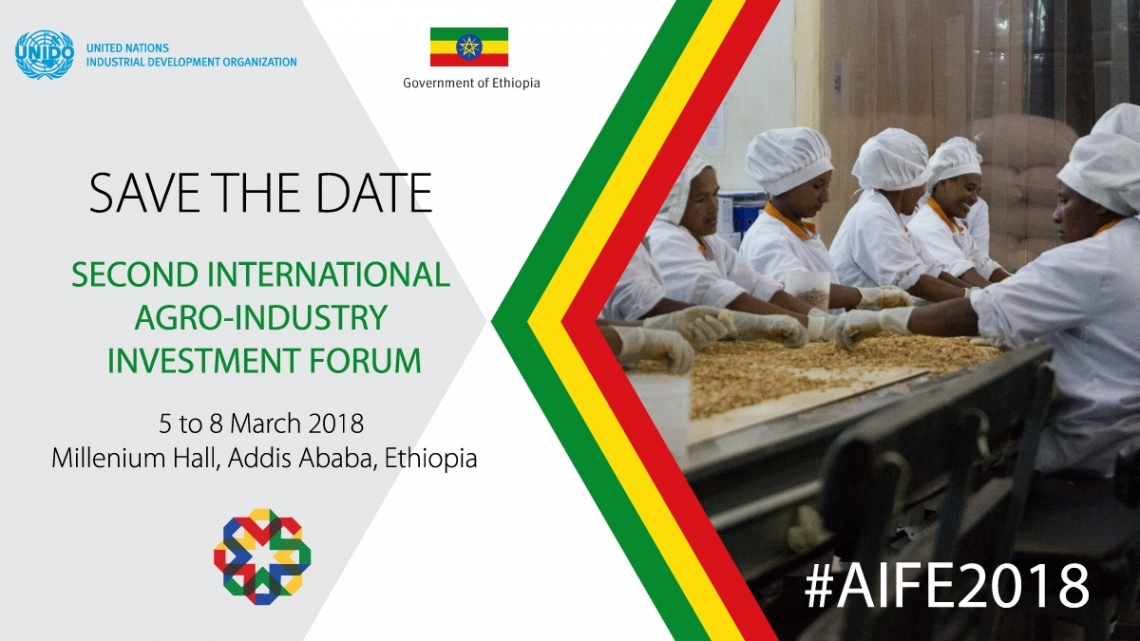 Open for registration: Ethiopia's Second International Agro-Industry Investment Forum
