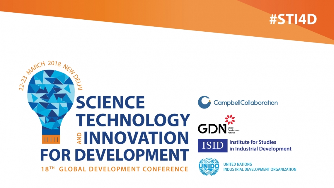 International Conference to explore STI contribution to sustainable development