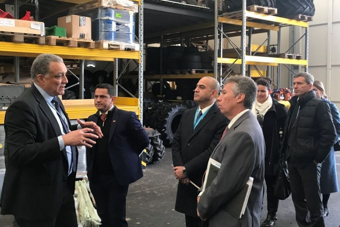 UNIDO and Venezuela strengthen agro-industrial cooperation