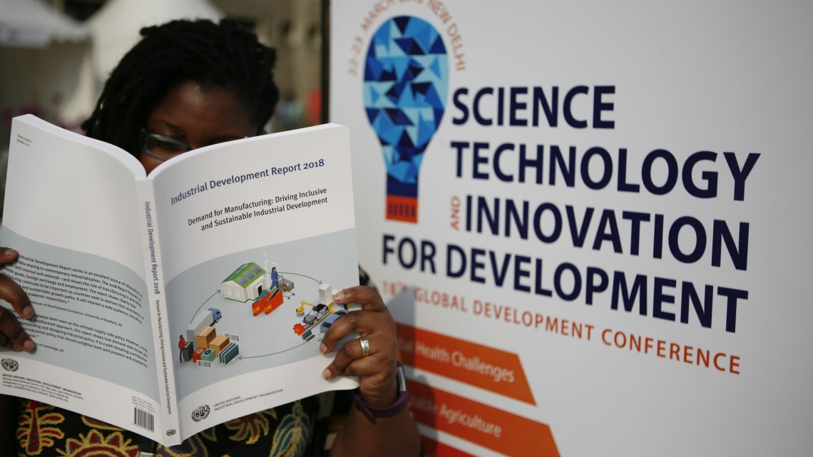 Green technological innovation key to sustainable development