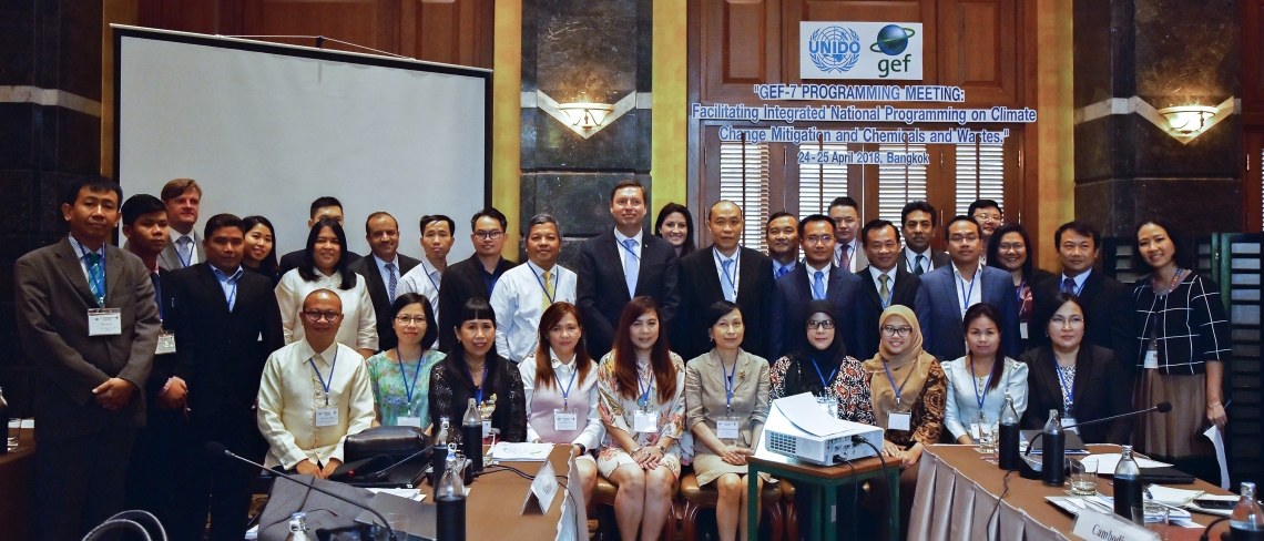 Meeting in Thailand promotes integration for sustainability