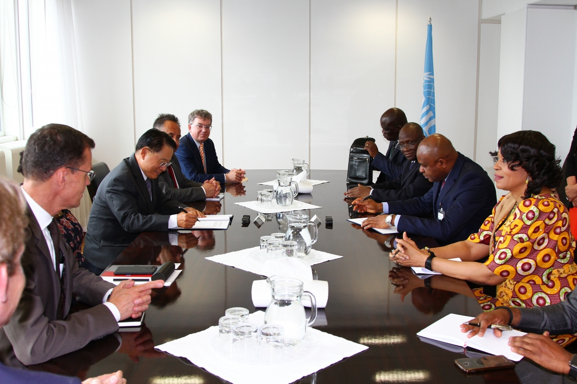 UNIDO and WAHO collaborate to develop the pharmaceutical manufacturing industry in the ECOWAS region