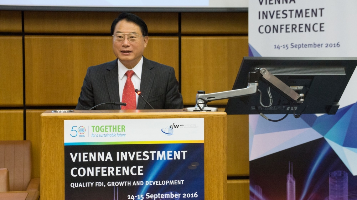 Vienna Investment Conference to focus on foreign direct investments as an engine of economic transformation and growth