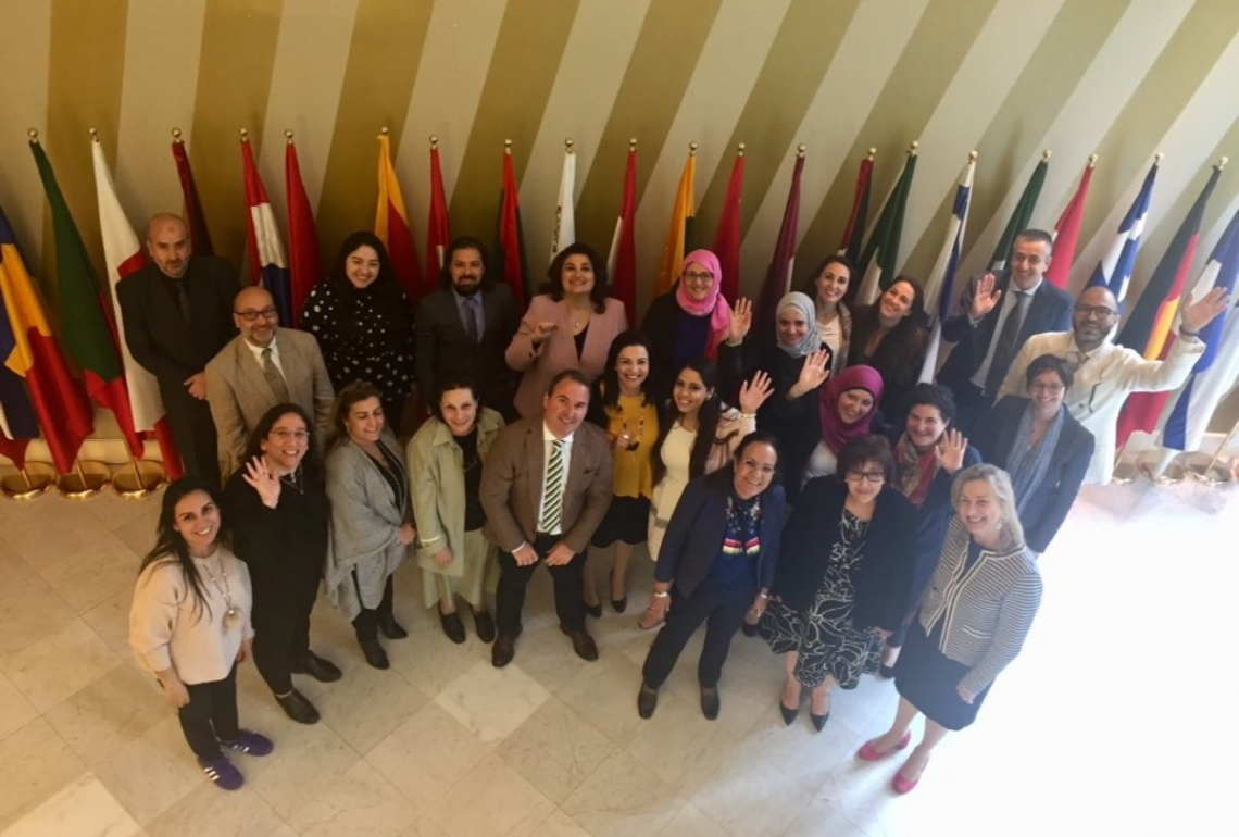 UNIDO successfully concludes project on promoting women's empowerment in the MENA region and initiates a second phase