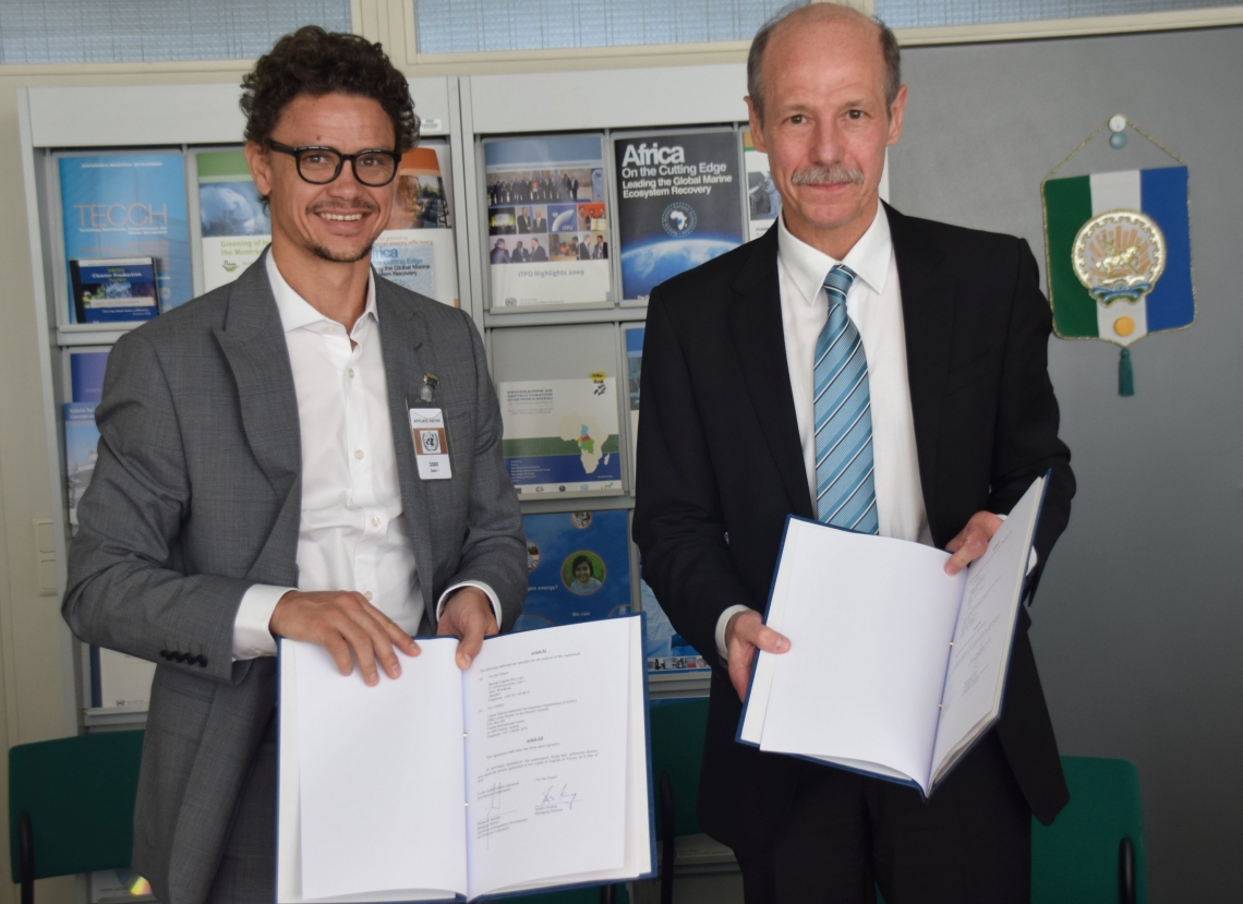 Private equity fund and UNIDO partner to develop sustainable bush–processing in Namibia