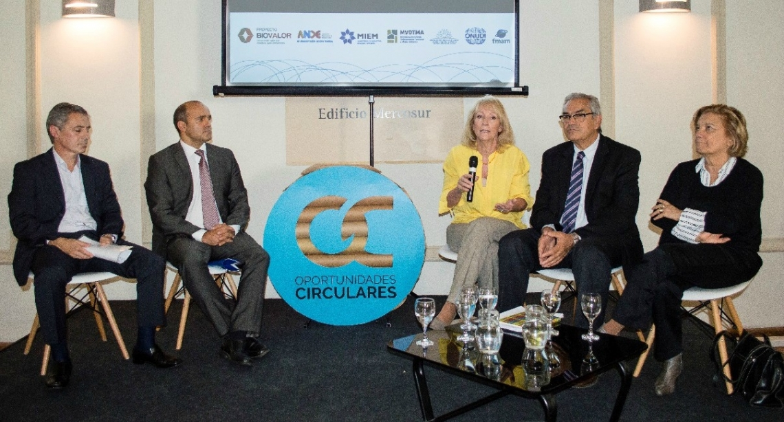 Circular Economy Opportunities Programme launched in Uruguay