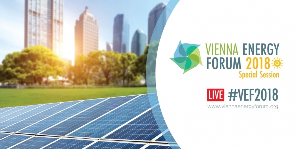 Vienna Energy Forum 2018 – Partnerships and innovation key to increasing global energy access
