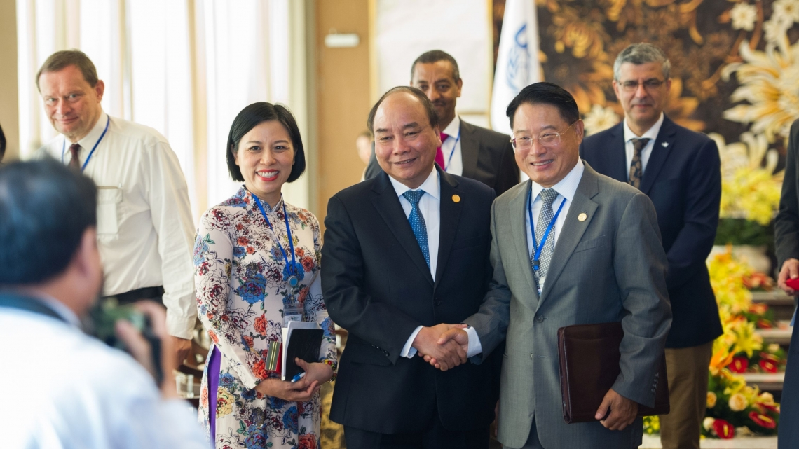 UNIDO and Viet Nam committed to inclusive and sustainable industrial development