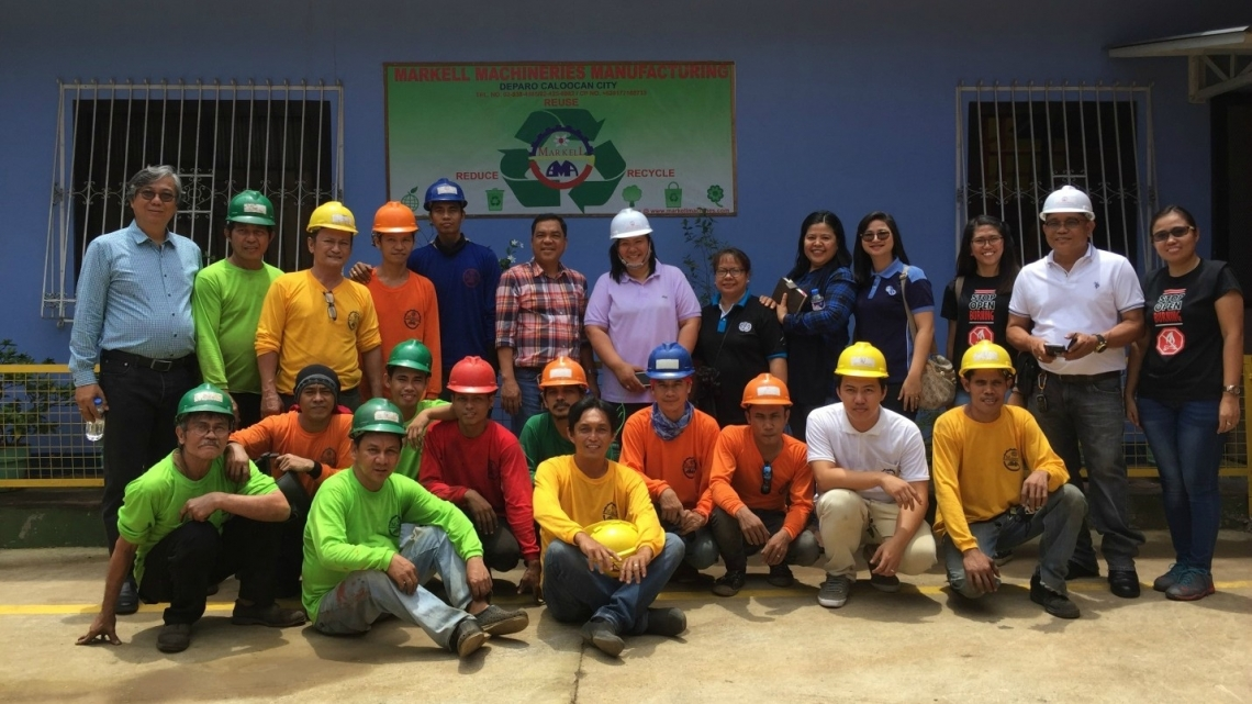 UNIDO commissions first large-scale mechanized centralized materials recovery facility for municipal waste