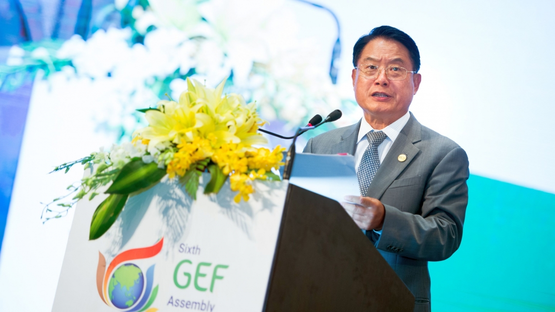 UNIDO shows strong participation at the Sixth GEF Assembly