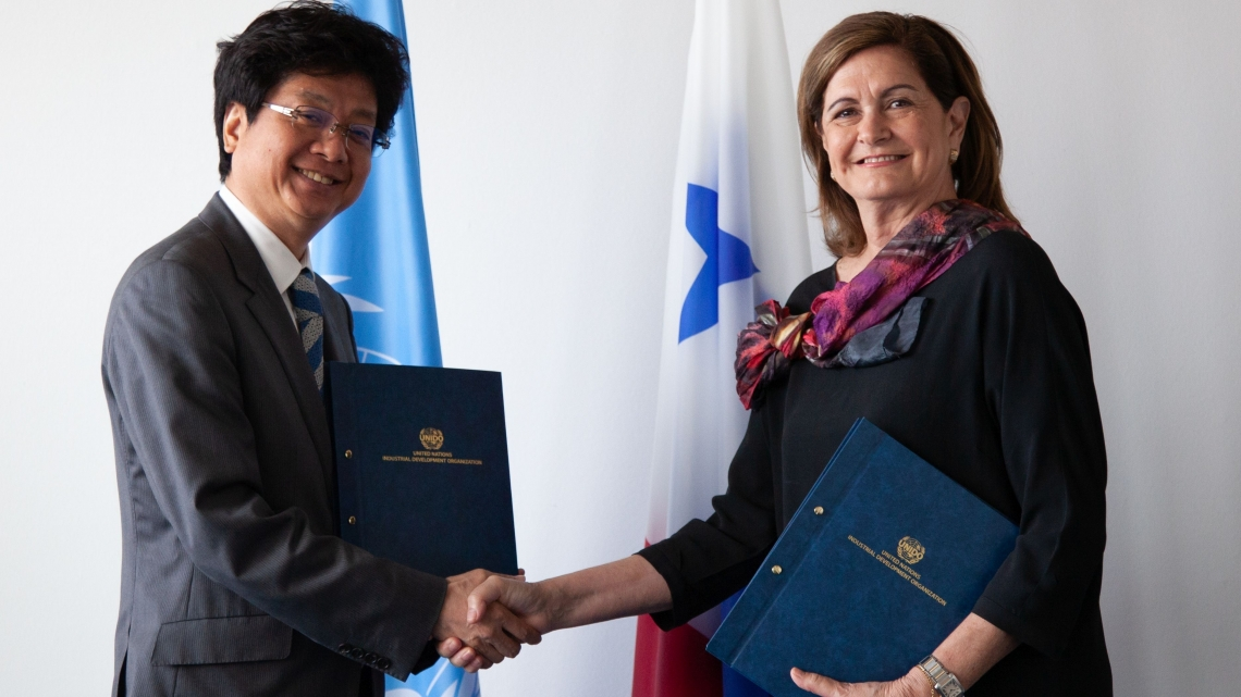 UNIDO and Panama to jointly formulate strategy to develop pharmaceutical hub