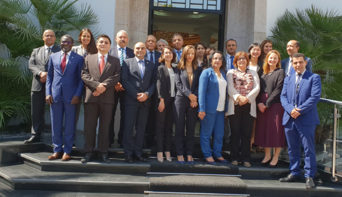 Preparations for the PCP Morocco are underway