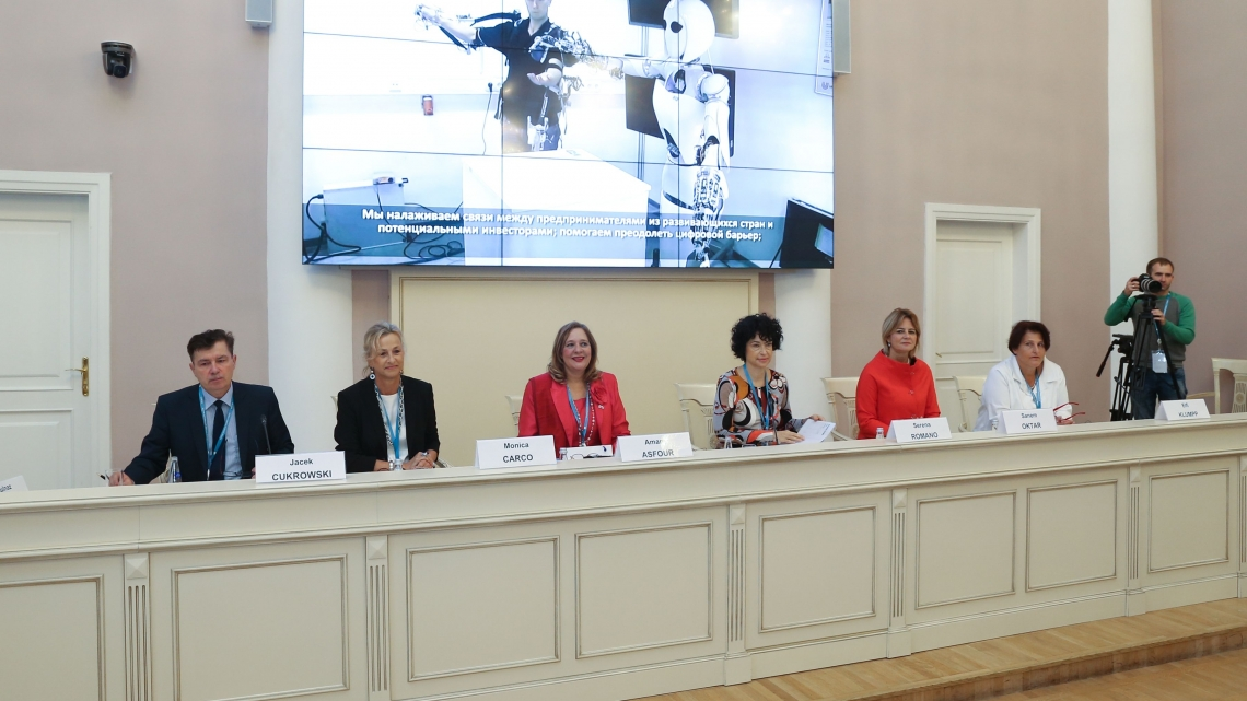"""""""Women's economic inclusion is absolutely crucial"""" – UNIDO at Second Eurasian Women's Forum"""