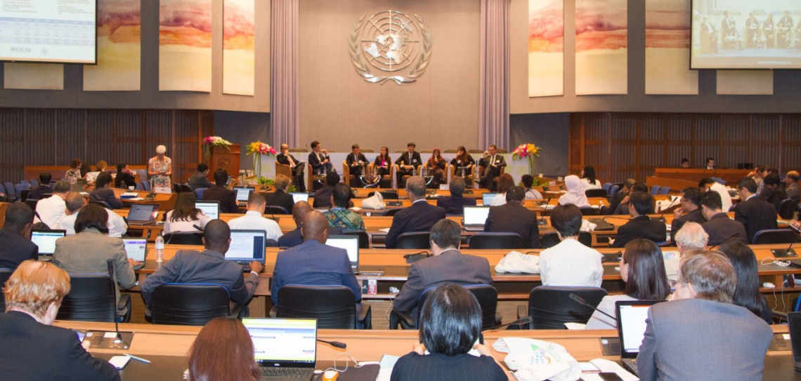 UN Green Industry Conference opens in Thailand