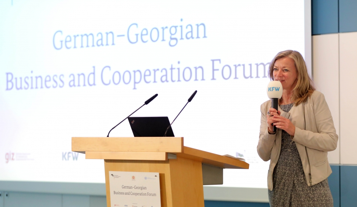 UNIDO hosted a German-Georgian Business and Cooperation Forum