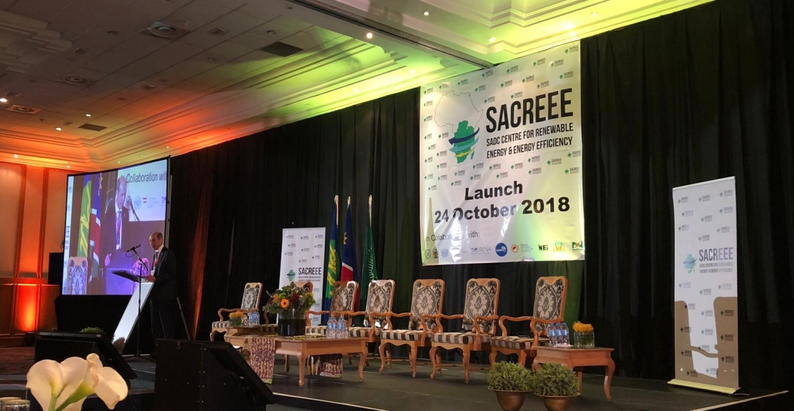 Regional Centre for Renewable Energy and Energy Efficiency opens in Windhoek, Namibia