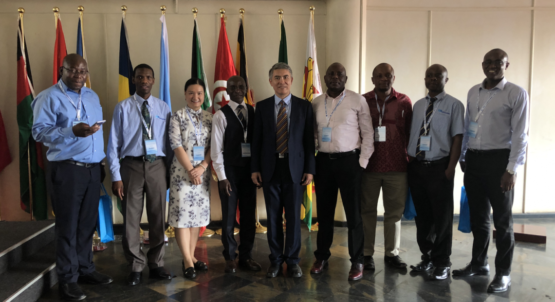 UNIDO supports hydropower development in Africa