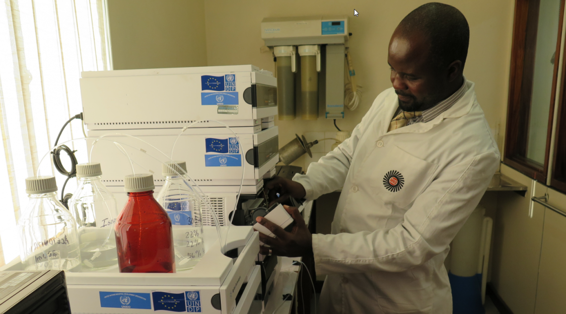 Malawi Bureau of Standards obtains internationally-recognized accreditation of its testing laboratory through the SQAM Project