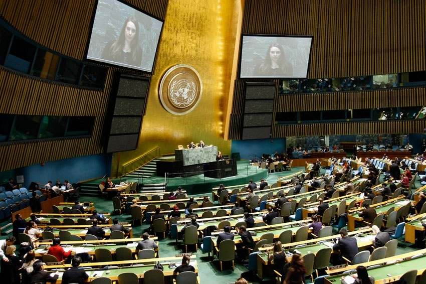 UN General Assembly recognizes potential of the circular economy and industry 4.0, strengthens language on women's role in industrial development
