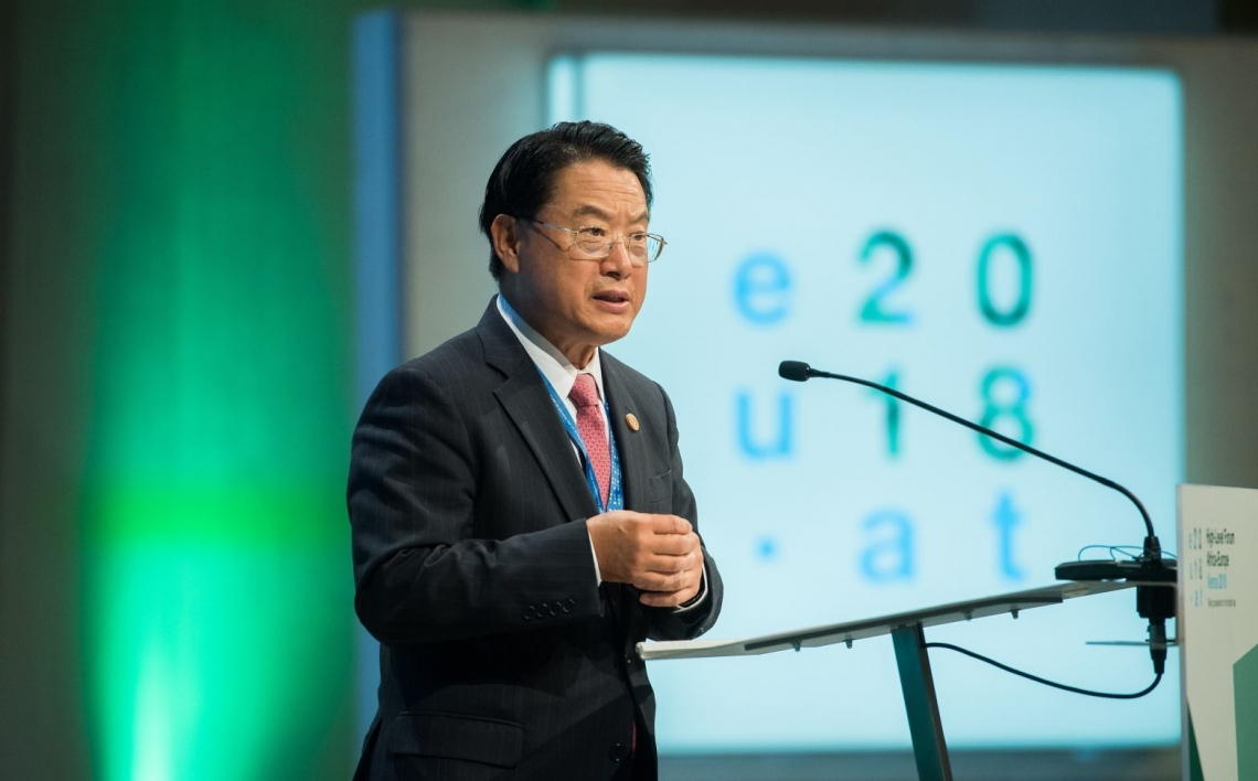 UNIDO Director General takes part in the High-Level Forum Africa-Europe