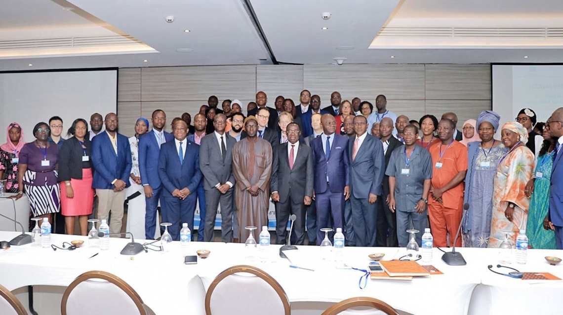 ECOWAS Member States validate framework to upgrade the pharmaceutical industry in the region