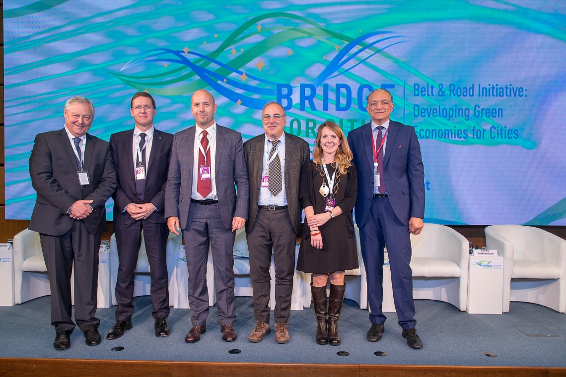 3rd BRIDGE - Trieste session