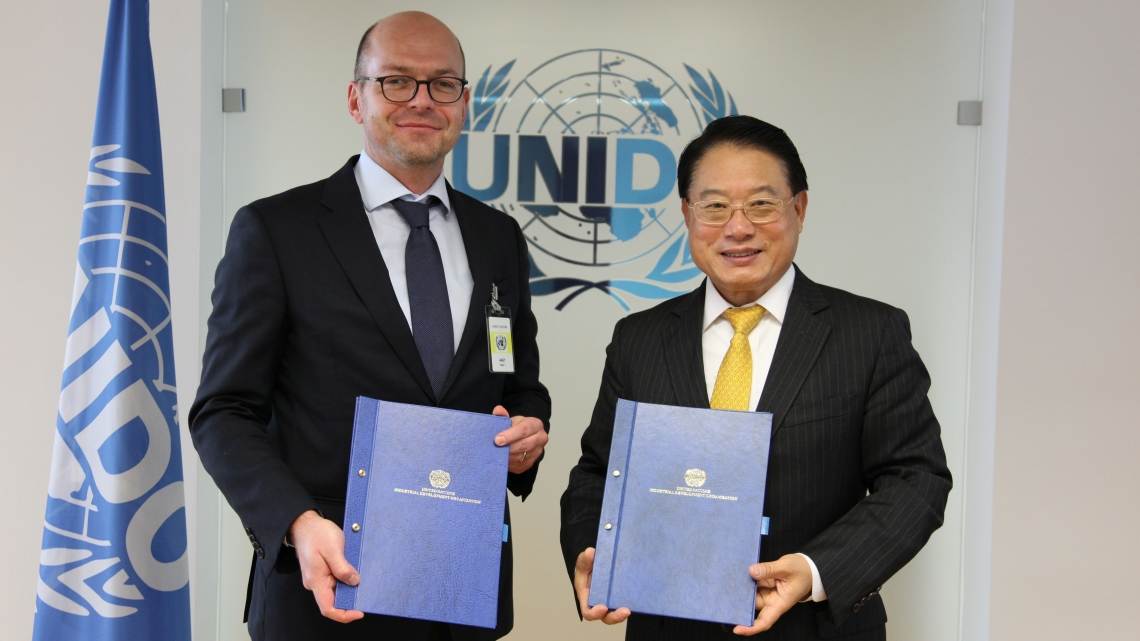 Alliance for Rural Electrification and UNIDO announce partnership to promote sustainable energy access for productive uses