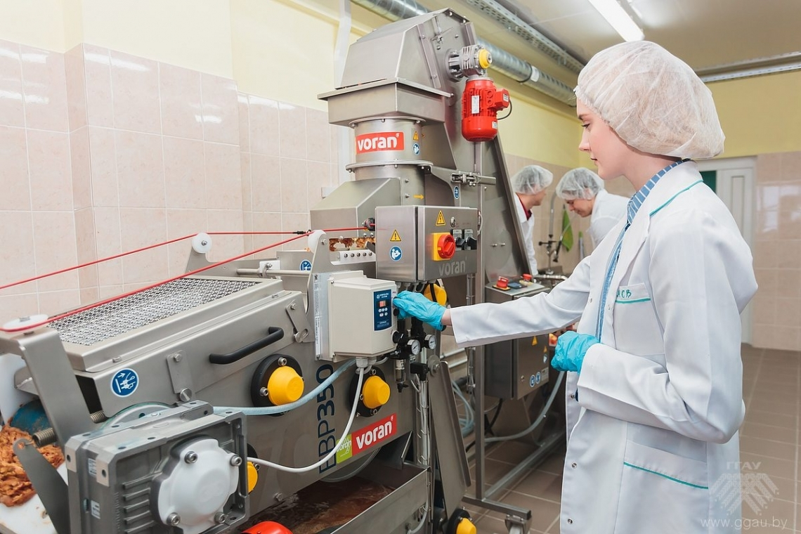 A Centre of Excellence for modern agro-processing opens in Belarus