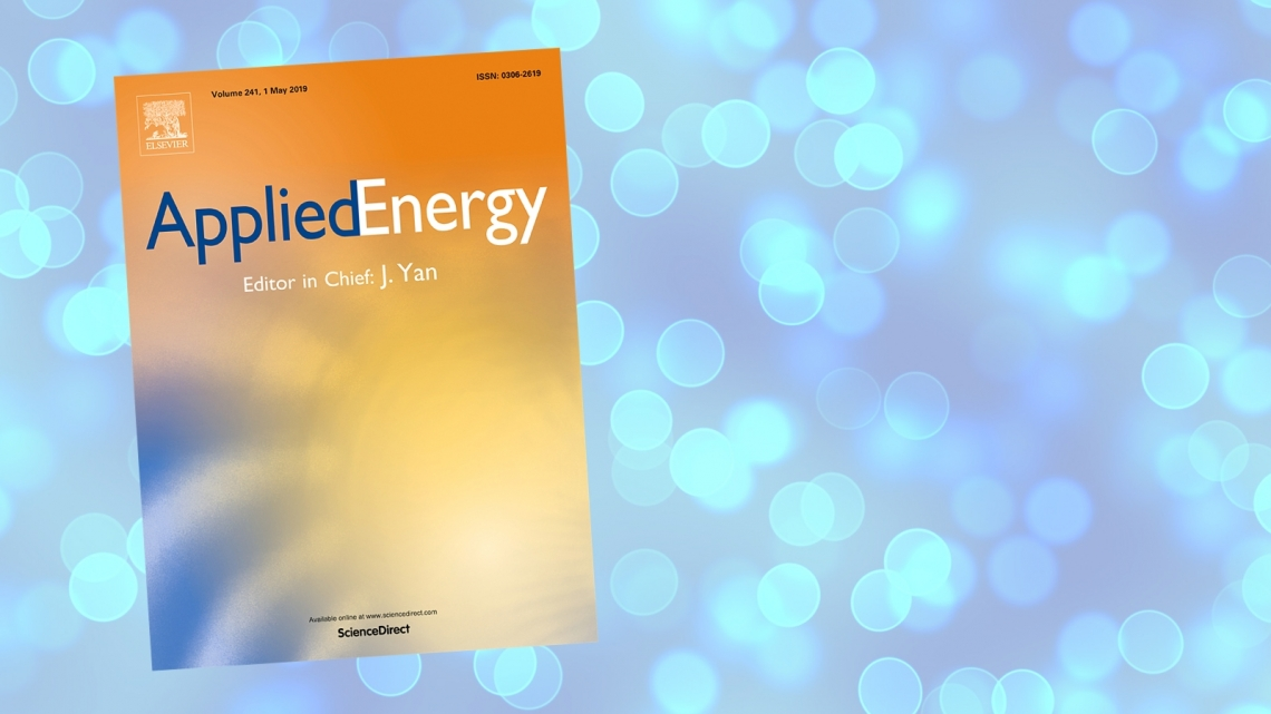 Call for papers: special issue of Applied Energy on