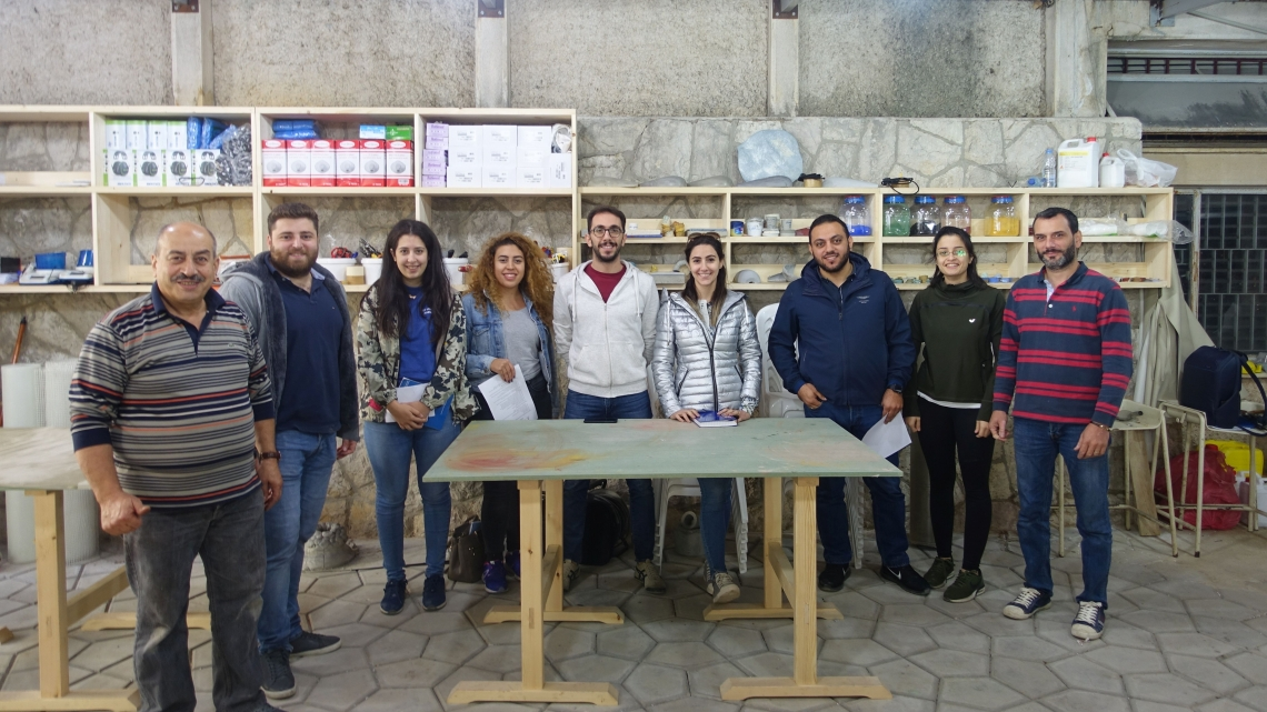 Market-based construction skills training for all: a Japan-UNIDO partnership in Lebanon