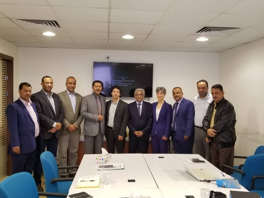 Collaboration between Egypt and Yemen in the implementation of the Minamata Convention on Mercury