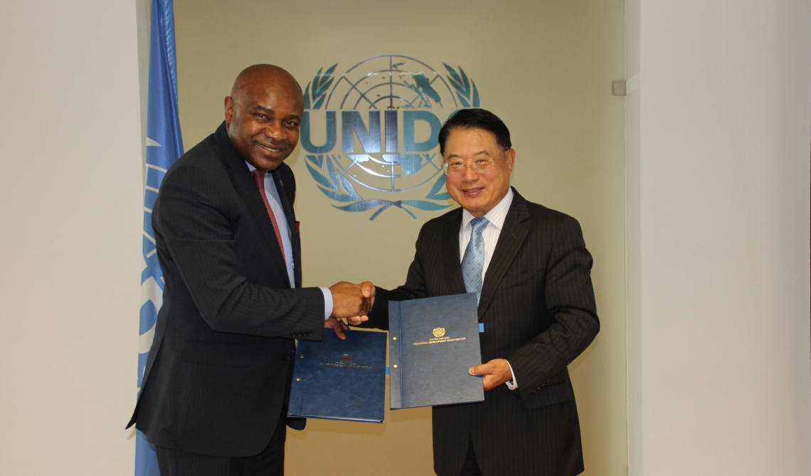 UNIDO and WAHO to support development of ECOWAS pharmaceutical industry