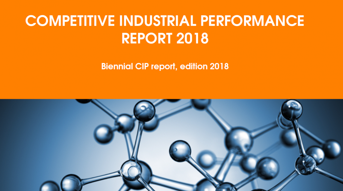 UNIDO publishes new Competitive Industrial Performance Report