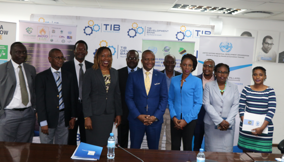 UNIDO collaborates with TIB Development Bank and the private sector to bring clean cooking solutions to half a million households in Dar es Salaam