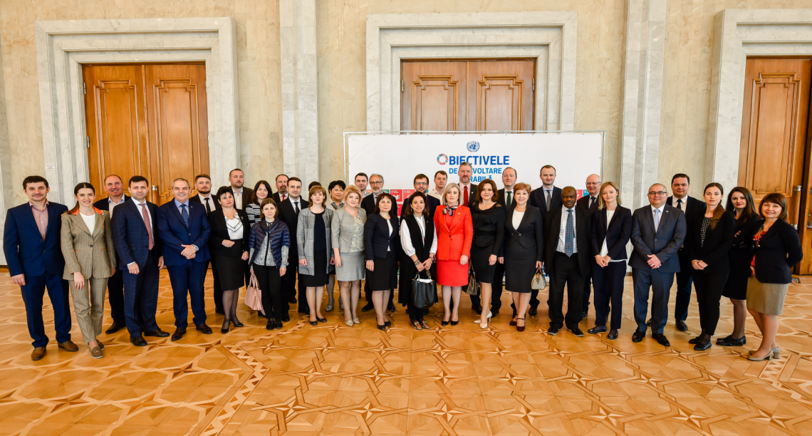 UNIDO Country Programme launched in Moldova