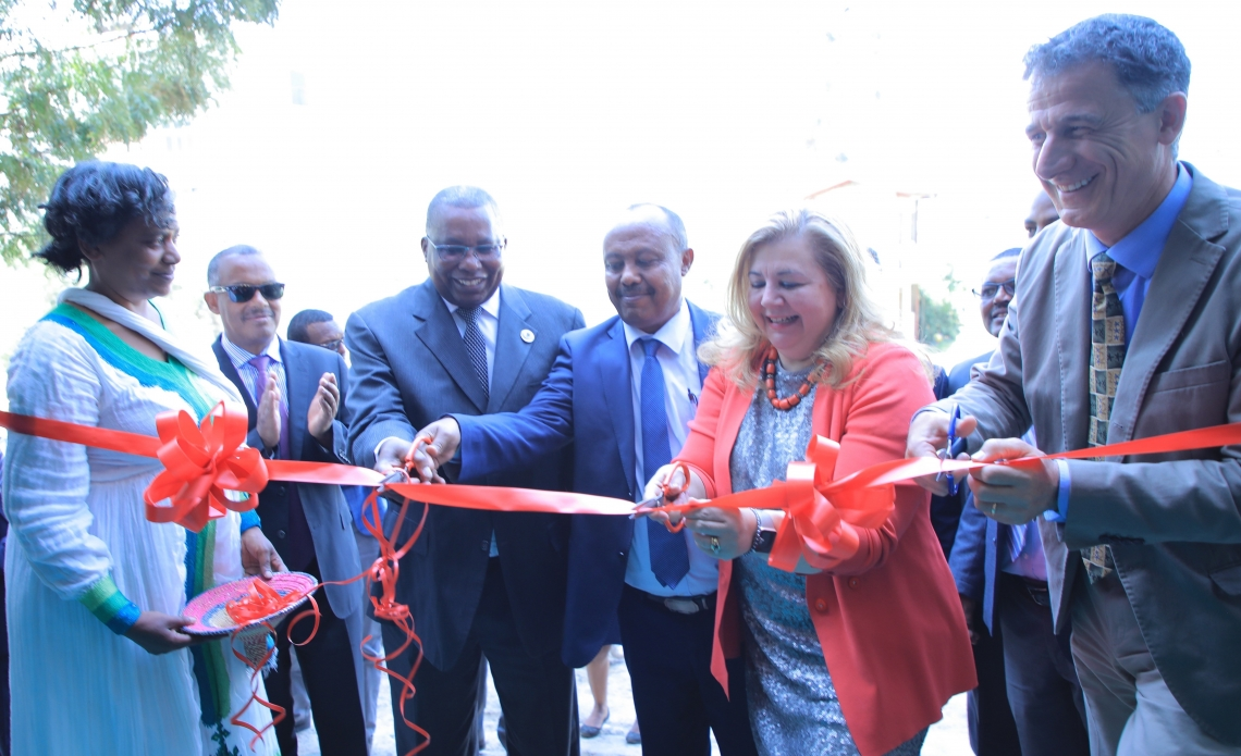 With UNIDO's continued assistance, Ethiopian leather industry reaches new milestone